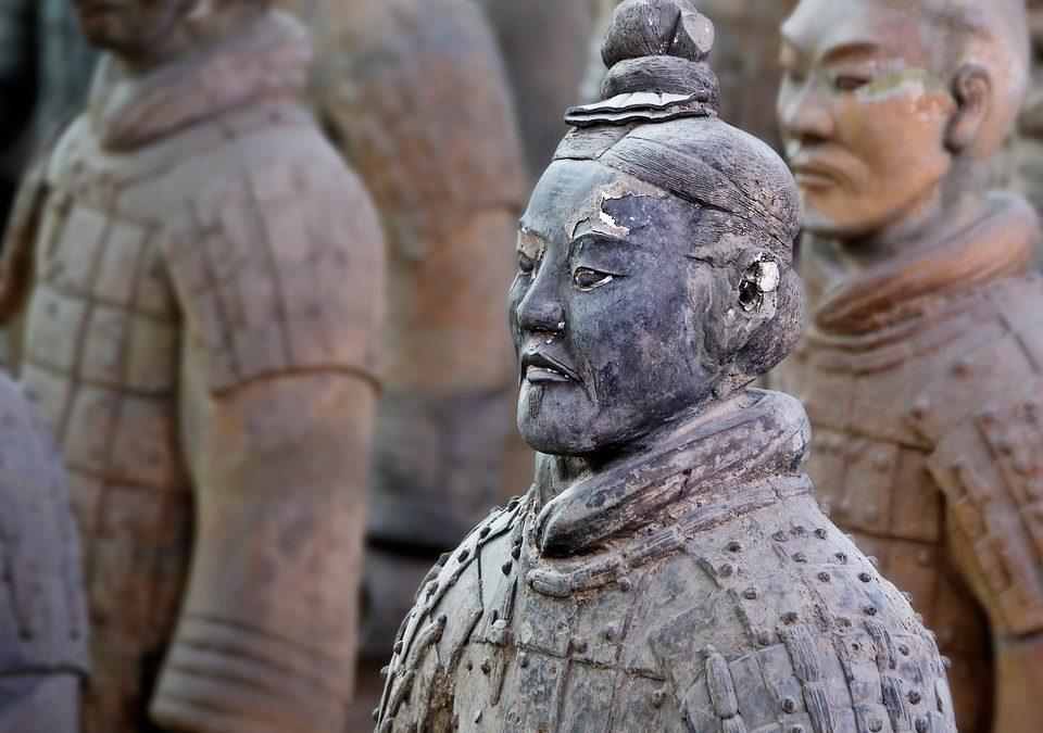 Prvi kineski, nikad zaboravljeni, car