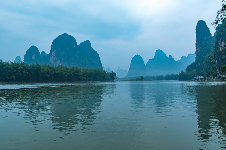 Guangxi, jedna od 5 autonomnih regija Kine